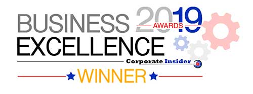 Business Excellence Awards Winner 2019