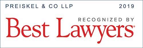 Best Lawyers 2019