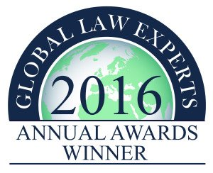 2016 GLE ANNUAL AWARDS WINNERS